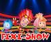 Theater Fixi Show - Die Fixies spielen Zirkus