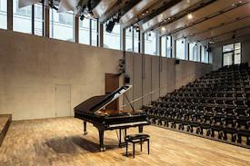 Orchestersaal der Hochschule