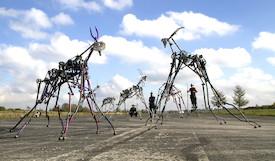 Die Herde der Maschinenwesen
