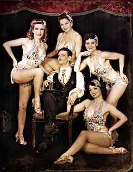 Burlesque Ensemble