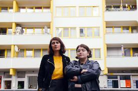 Fatma Aydemir & Hengameh Yaghoobifarah