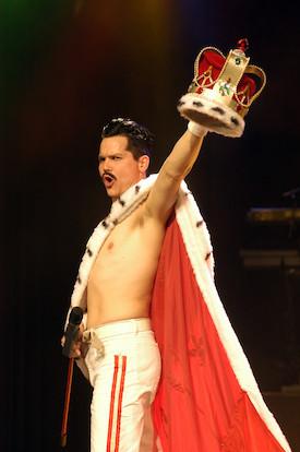Queen Revival Show