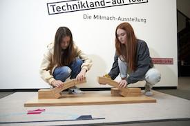 Technikland - auf Tour