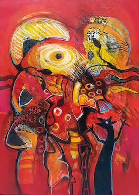 Werk von Vidal Bedoya