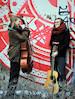 """Und """"Kunstrasenfestival"""": Live-Musik von Rumble in the Jungle, Judith Geissler, Annika, Lokomotor, Kleinstadtecho, Poetry mit Wortwerk Erlangen, Impro-Theater mit Tagträumer u.v.m."""