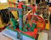 Und 23. Laufer Dampfmodelltage: Vorführungen mit der Dampfmaschine u. dem Bulldogverein Dehnberg e.V., mit Kaffee, Kuchen & Kinderprogramm