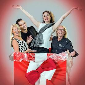 Hilde Pohl Trio & Rebecca Martin