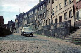 Der Gänsberg - Die verlorene Altstadt Fürths