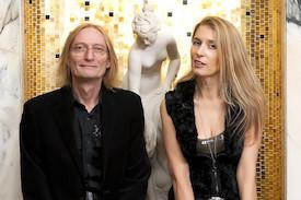 Hilde Pohl und Yogo Pausch