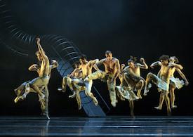 Choreografien von Jirí Kylian, Marco Goecke und Goyo Montero