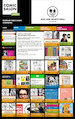 """Literatur Internationaler Comicsalon: Plattform zur dauerhaften Präsenz der Comic-Kultur im Netz u.a. mit Infos zum Comic Film Fest, Kinder-Rallye """"ULF und der Fall Einstein"""", Max und Moritz-Preis, Podcast uvm."""