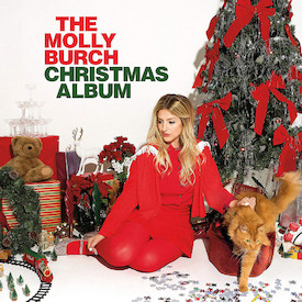 The Molly Burch Christmas-Album