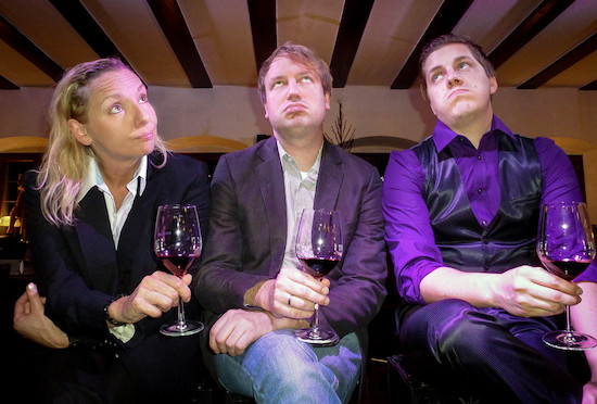 Warten auf Bordeaux