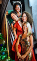 "Musik Andrea Baker, Rebecca Martin, Tami Jantzi & Hilde Pohl: ""Joy to the World"", (Carols/Gospels/Swing)"