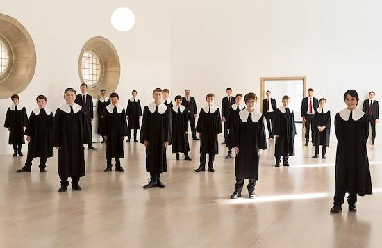 Stuttgarter Hymnus Chorknaben