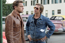 Once upon a time in hollywood - Brad Pitt - Leonardo DiCaprio