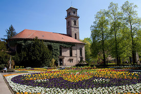 Stadtpark - Die heimliche Liebe der Fürther