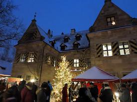 Weihnachtsmarkt Almoshof