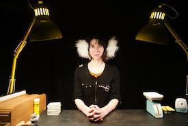 Audrey Dero + Griet Hersseins: Trip tout petit