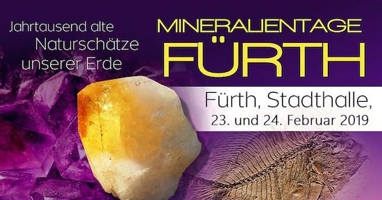 Mineralientage Fürth