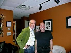 Steffen Radlmaier und Billy Joel