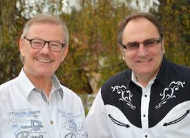 Bernd Händel & Jürgen Leuchauer
