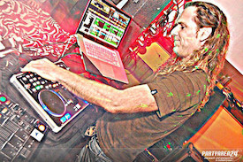 DJ Planet Blue
