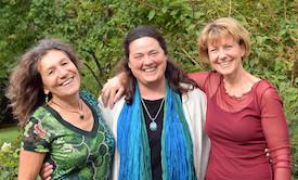 Georgina Demmer, Iria Schärer, Susanne Göbel