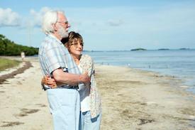 Das Leuchten der Erinnerung; Donald Sutherland, Helen Mirren