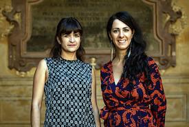 Barbara Piperno & Elizabeth Fadel