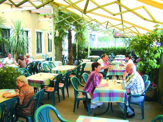 San Remo Terrasse