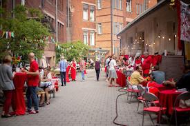Rote Bühne Sommerfest