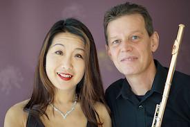 Michiru Ito und Frank Schallmayer