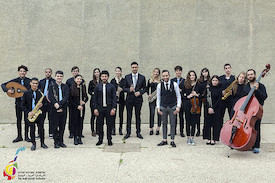 Arab Jewish Orchestra