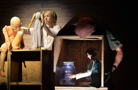 Theater Salz & Pfeffer, Frankenstein