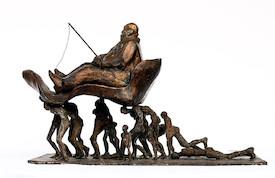 Bronze von Alexandra Fromm
