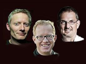 Emminger-Flügel-Schieferdecker-Trio