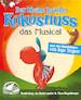 """Kinderprogramm Theater Lichtermeer: """"Der kleine Drache Kokosnuss"""" - Das Musical"""