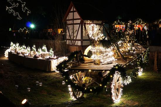 Weihnachtsmarkt Gut Wolfgangshof