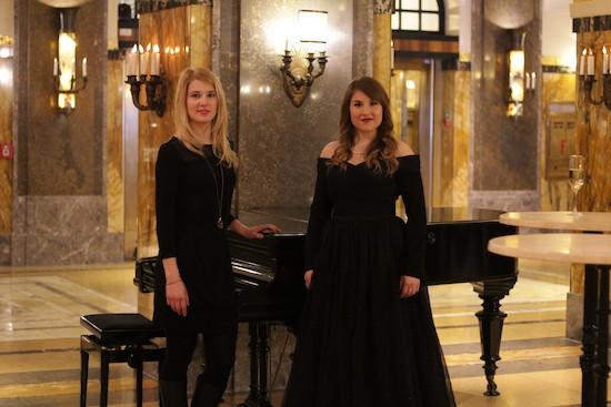 Victoria Pohl Quartett & Bettina Langmann