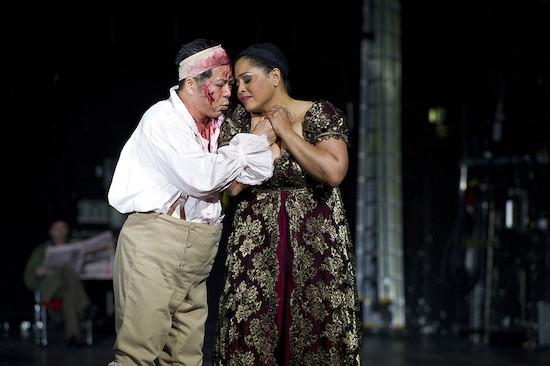 Tosca, David Yim, Melba Ramos
