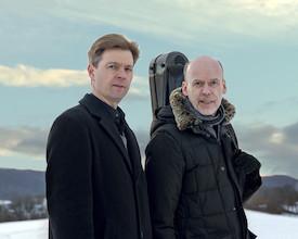 Tilman Lichdi & Klaus Jäckle
