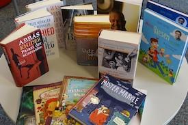 Büchervorschau Literaturtage Lauf 2020
