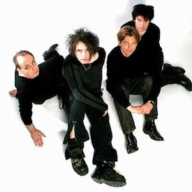 The Cure live aus London