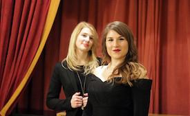 Victoria Pohl & Bettina Langmann