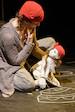 """Theater Intern. Figurentheater-Festival: Theater Waldspeicher. """"Als mein Vater ein Busch wurde"""", ab 8 J."""