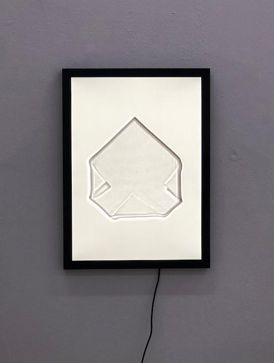 Arbeit von Karin Schneider
