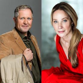 Harald Krassnitzer und Ann-Kathrin Kramer (c) ORF Alan Ovaska