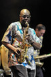 "Musik ""Jazz & Blues Open"": Stanley Clarke u. Manu Dibango"