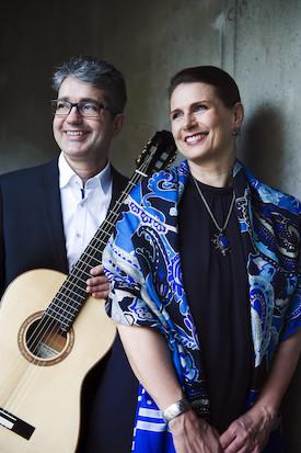 Stefan Grasse und Corinna Schreiter